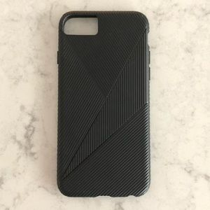 Accessories - Black Geometric iPhone 6 Case